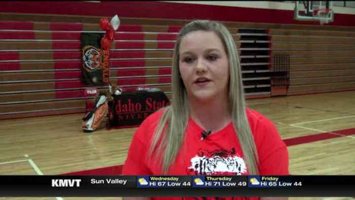 Filer's Oyler signs NLI with Idaho State
