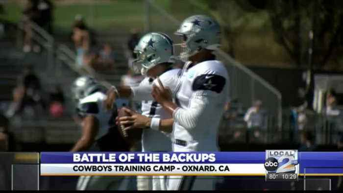 Cowboys Report: Battle of the Backups