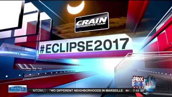 Eclipse with Evan