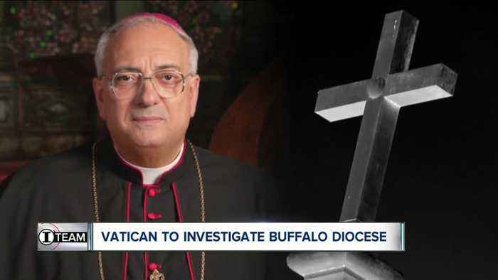 Vatican authorizes investigation of Diocese of Buffalo