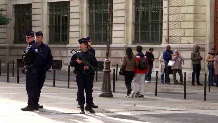 Paris police HQ attacker showed 'radicalization'