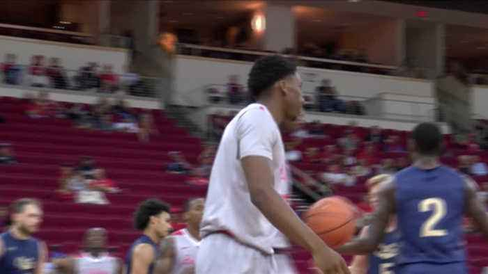 Bulldogs beat Montana State behind 31 pts from Deshon Taylor