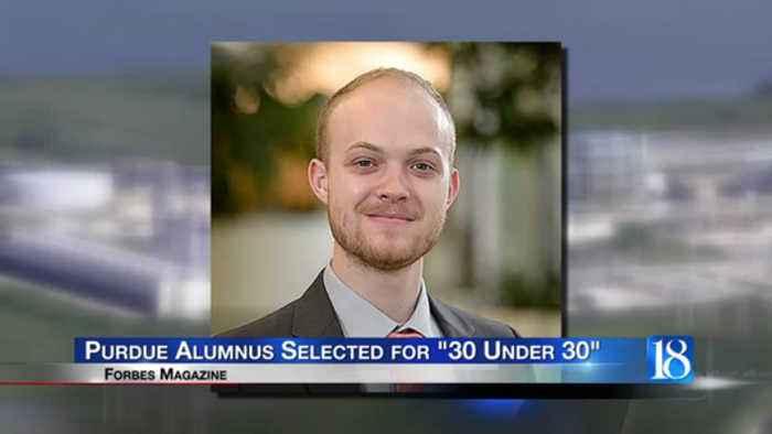 Purdue Alumnus Forbes