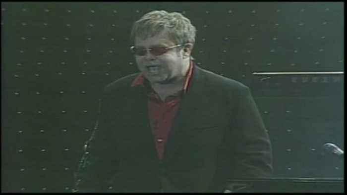 VIDEO: Elton John's final tour coming to Allentown
