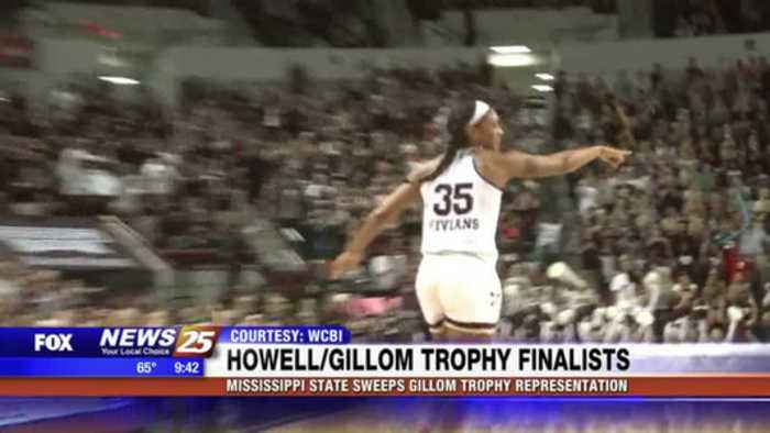 Howell/Gillom Trophy finalists