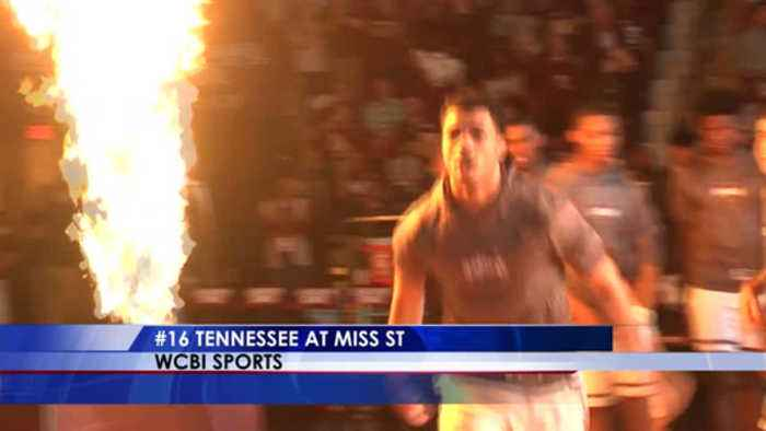 Mississippi State Humbled in Home Loss to No. 16 Tennessee