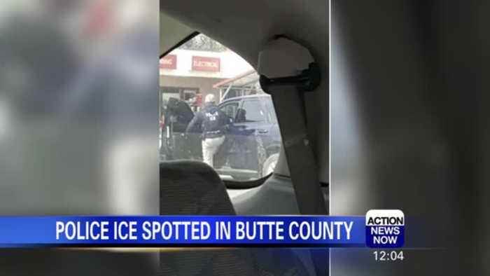 Butte County ICE Raids