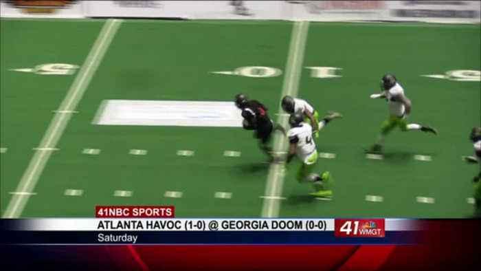 HIGHLIGHTS: Georgia Doom drops opener to Atlanta Havoc