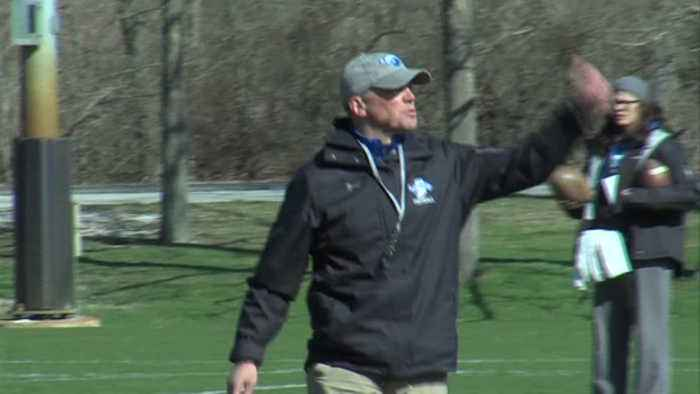 Indiana State opens spring practice