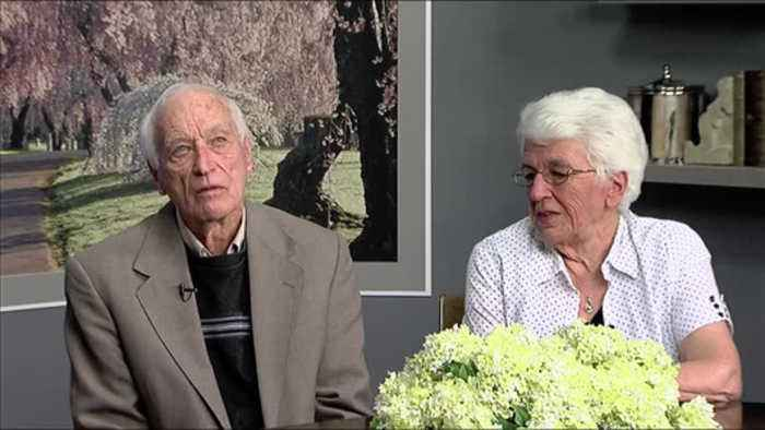 Harold and Lillian Barnes: Back Together After 50 Years