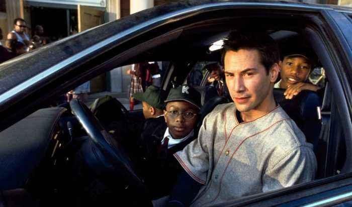 Hardball movie (2001)  - Keanu Reeves, Diane Lane, John Hawkes