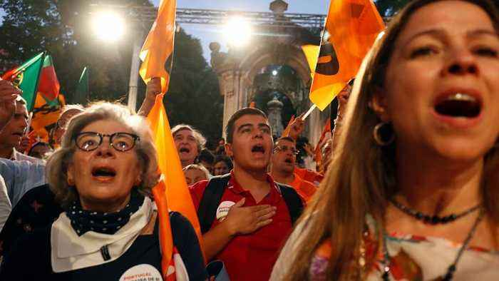 Portugal votes in parliamentary elections: latest updates