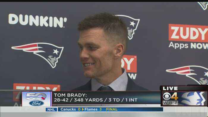 Tom Brady: Support From Pats' Fans Was 'Ridiculous'