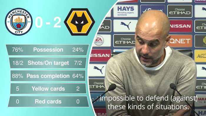 Premier League round-up: Man City suffer shock loss to Wolves at home