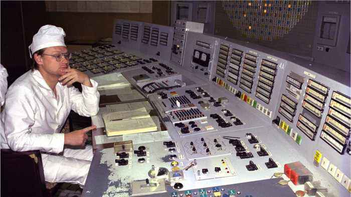 Wish You Were Here? Tourists Can Now Visit Chernobyl Control Room