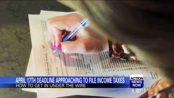 How to Beat the Looming Income Tax Deadline