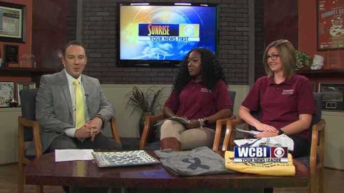 Sunrise Guests 4/20/18 - Child Abuse Awareness Month