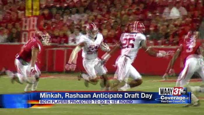 Minkah, Rashaan talk NFL Draft