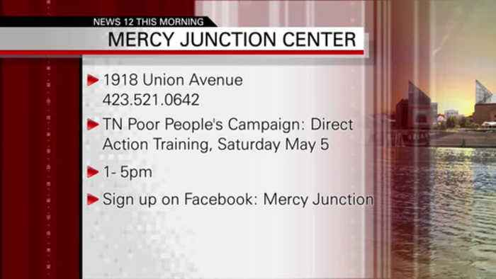 Mercy Junction Center