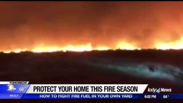 The home ignition zone: how to eliminate fire fuel around your house