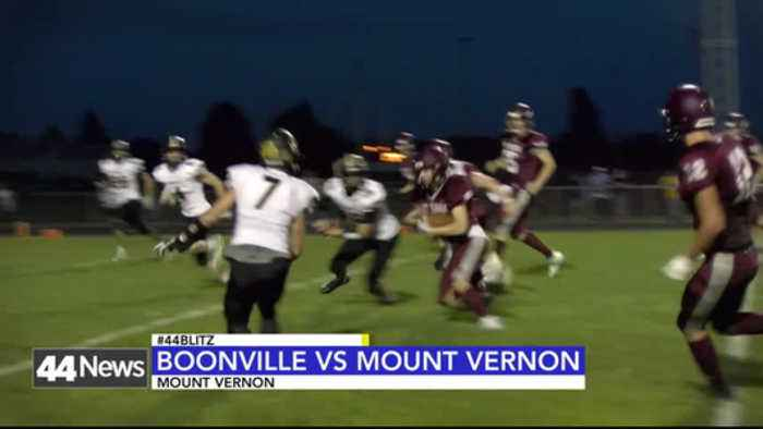 BOONVILLE VS. MOUNT VERNON