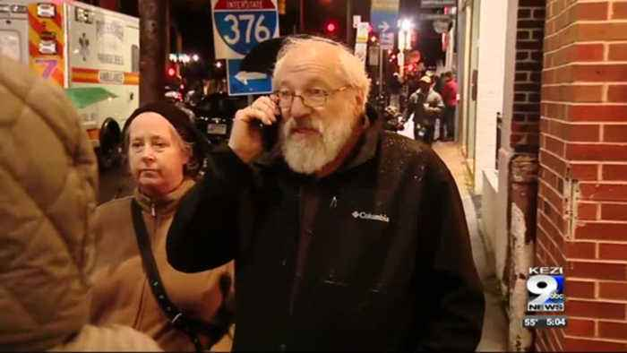 Retired Eugene rabbi barely misses synagogue shooting