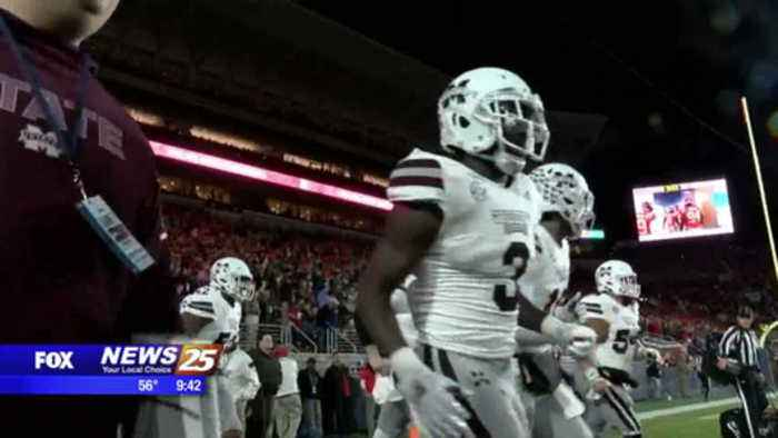 Mississippi State accepts Outback Bowl bid