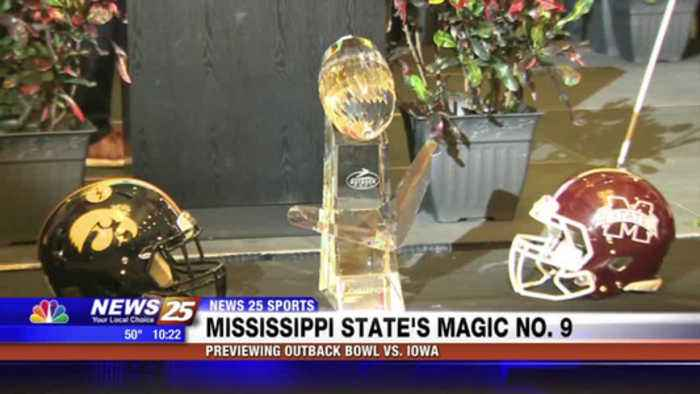 Previewing Outback Bowl: Mississippi State vs. Iowa