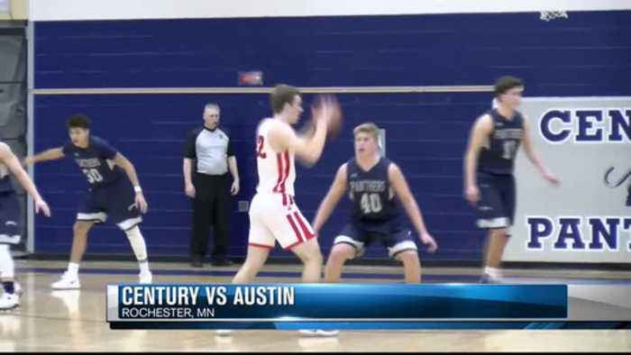 Century vs. Austin highlights 1-5-19
