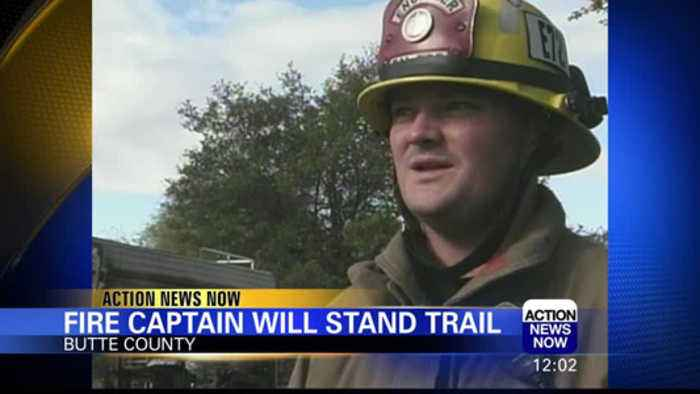 Cal Fire Captain Charges with Sexual Assault Held for Trial