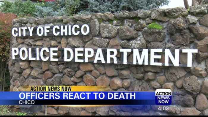 Local Officers Respond to Killing of 22-Year-Old Davis Police Officer