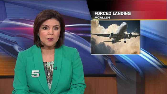 United Airlines Flight Makes Unscheduled Landing at McAllen Airport