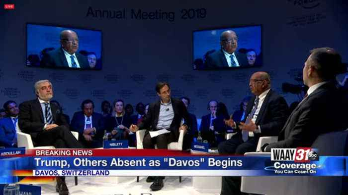 Breaking News: Davos Begins Without Several World Leaders