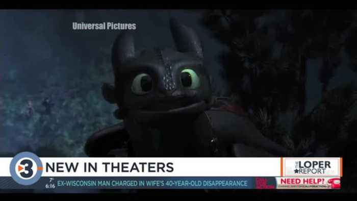 Loper previews 'How to Train Your Dragon: The Hidden World'