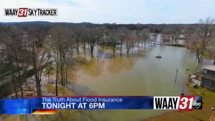 The cost of flood insurance