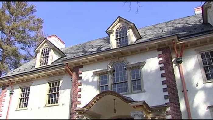 VIDEO Historic Bethlehem Township building being restored