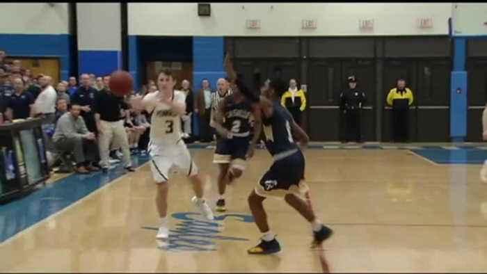 Pennridge vs. La Salle High Basketball Highlights