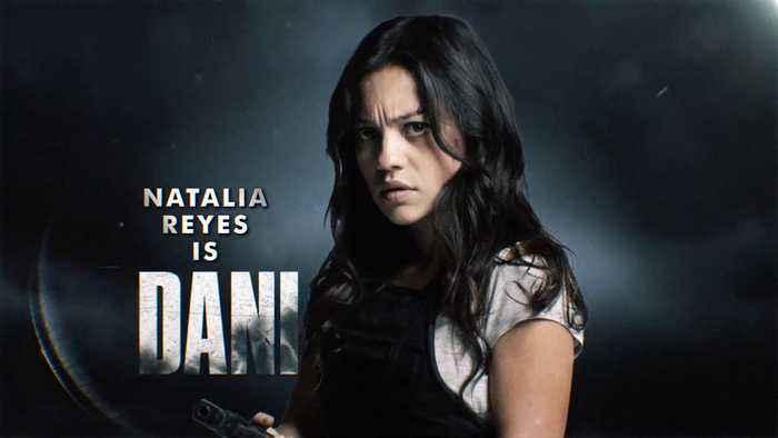 Terminator Dark Fate  (2019) - Dani Ramos (Natalia Reyes)