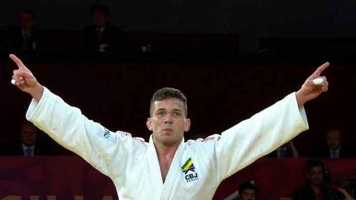 The International Judo Federation world tour returns to Brazil