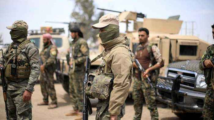 Washington green-lights Turkish incursion into northern Syria