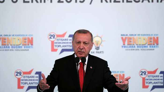 US pulls troops out of northern Syria in foreign policy shift as Turkey prepares for major operation