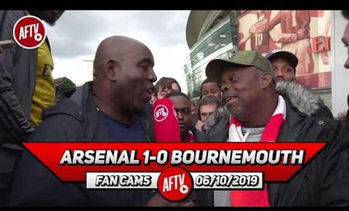 Arsenal 1-0 Bournemouth | Unai Emery Is Too Pragmatic & Ozil Should Be In The Squad (Tippa Irie)