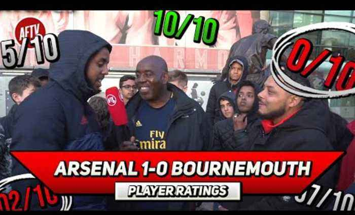 Arsenal 1-0 Bournemouth | Emery Is Building For The Future! Player Ratings Ft Troopz & Livz