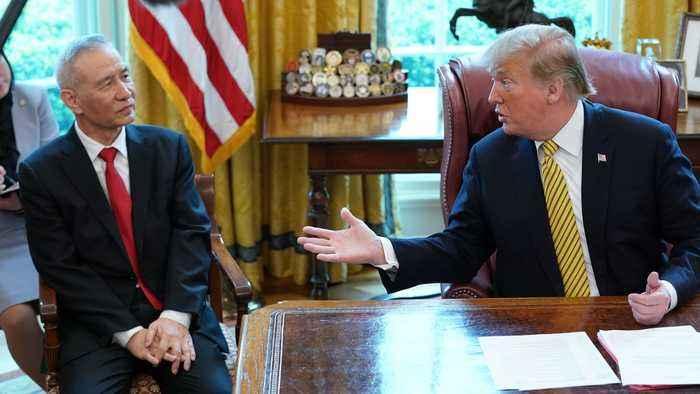 U.S., China To Resume High-Level Trade Negotiations