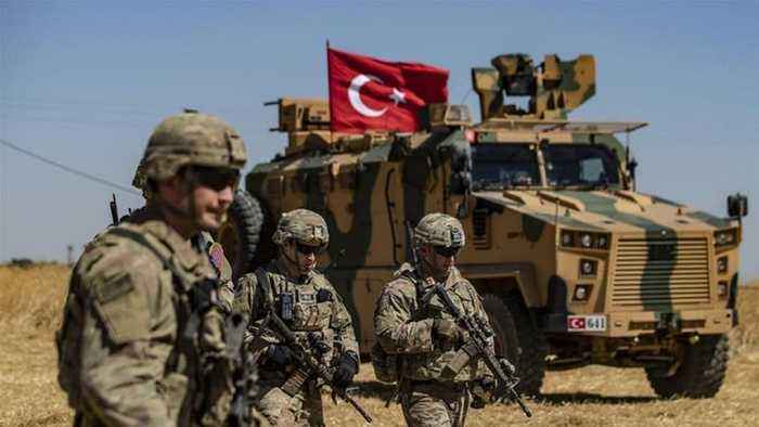 White House: Turkey to begin military operation in northern Syria