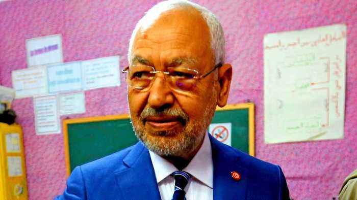 Tunisia parliamentary vote: Exit poll shows Ennahdha in the lead