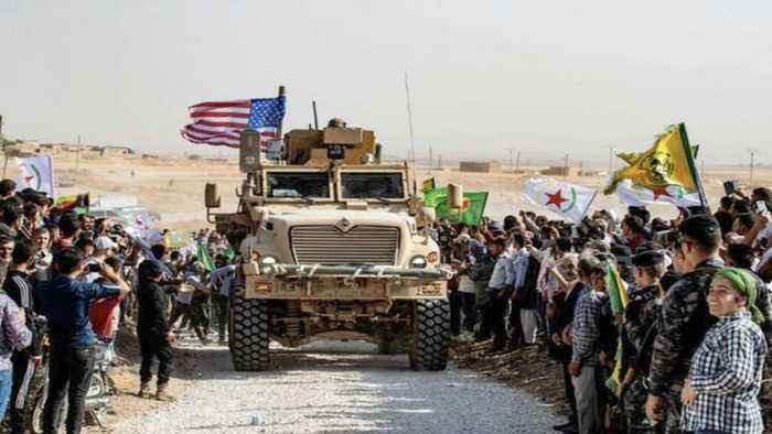US troops start pullout in Syria as Turkey prepares operation