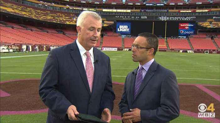 Sports Final: Patriots Host Giants On Thursday Night Football