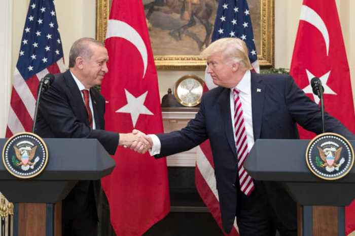 Trump Reverses US Policy in Syria, Endorses Turkish Military Ops