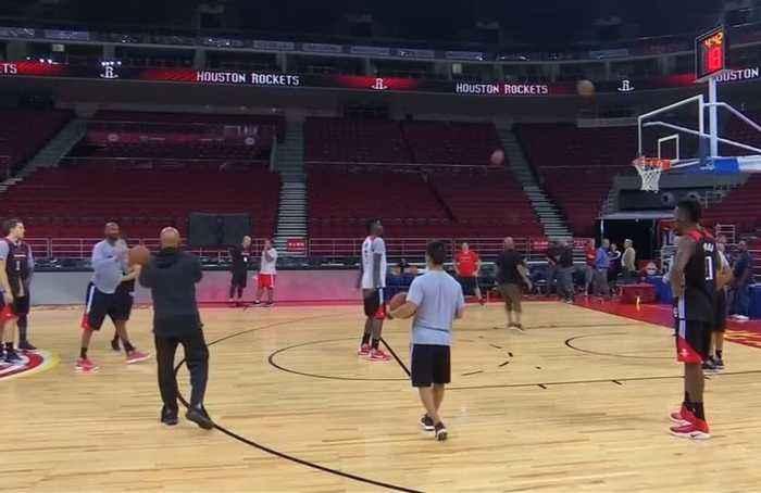 NBA under fire in China over GM's Hong Kong tweet
